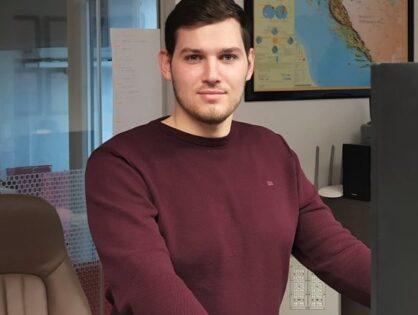 Dario Kornet, bacc.ing.el.