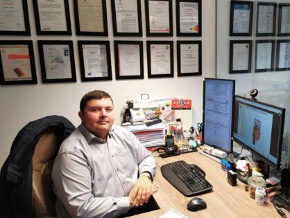 Goran Ribić, mag.ing.el.