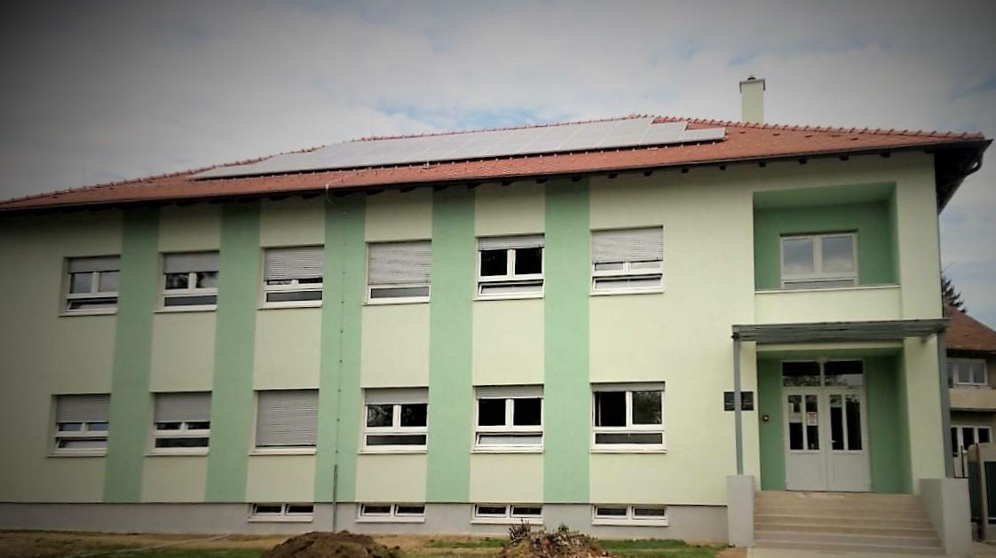 Energetska obnova Srednje škole Novi Marof