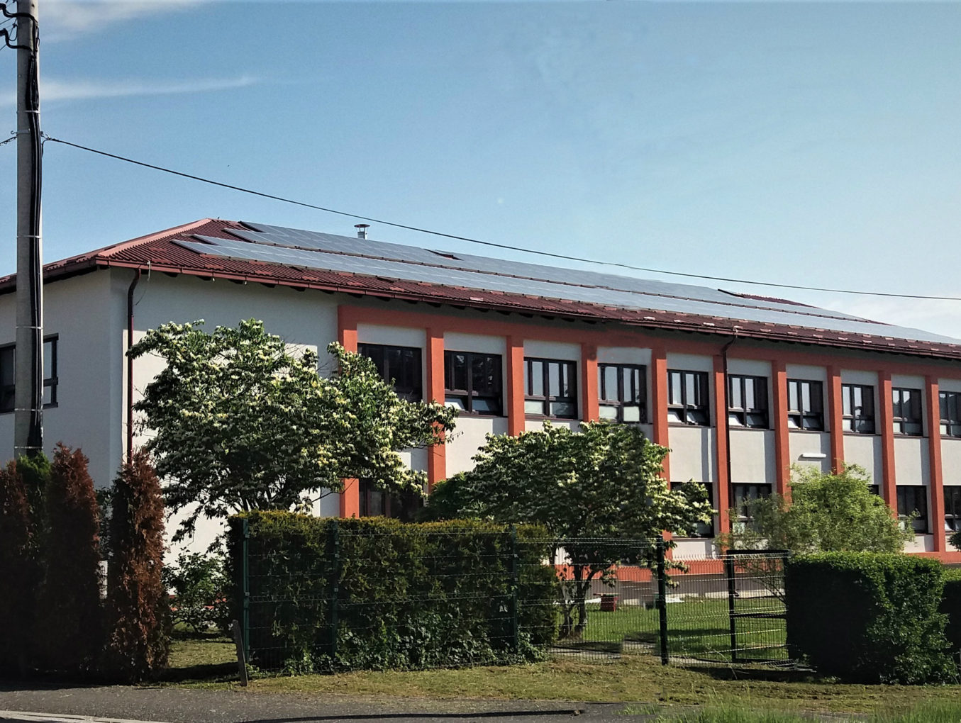 Završena energetska obnova zgrade Osnovne škole Franje Serta Bednja